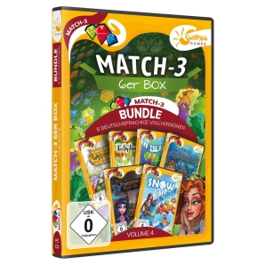 Match-3 6er Box Volume 04, PC