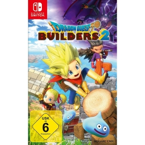 Dragon Quest Builders 2, Switch