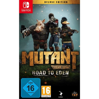 Mutant Year Zero: Road to Eden - Deluxe Edition, Switch