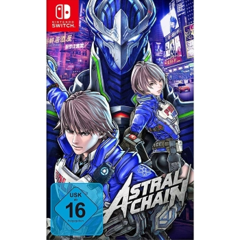 Astral Chain, Switch
