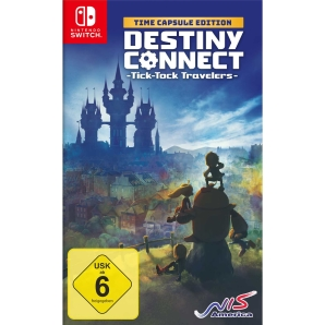 Destiny Connect: Tick-Tock Travelers Time Capsule...