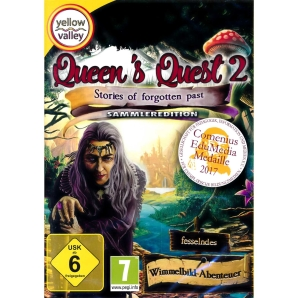 Queens Quest 2 - Stories of forgotten Past, PC