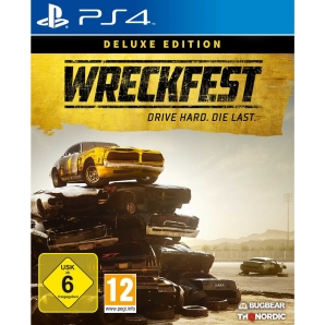 Wreckfest Deluxe Edition, Sony PS4