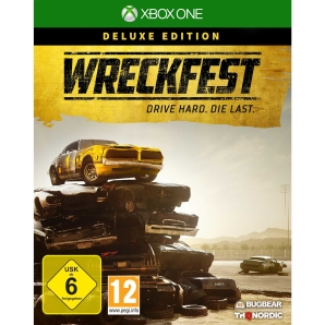 Wreckfest Deluxe Edition, Microsoft XBox One