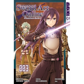 Sword Art Online - Phantom Bullet Manga Band 03