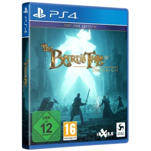 The Bards Tale IV: Directors Cut Day One Edition, Sony PS4