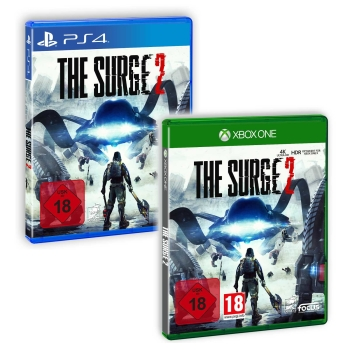 The Surge 2, Sony PS4 und Xbox One