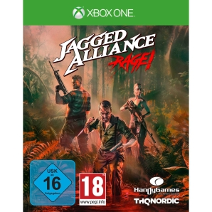 Jagged Alliance: Rage!, XBOX One