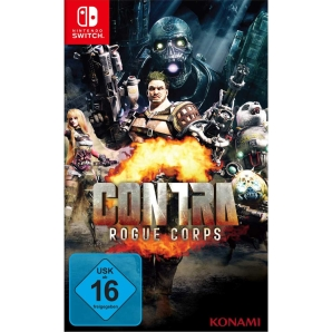 Contra: Rogue Corps, Switch