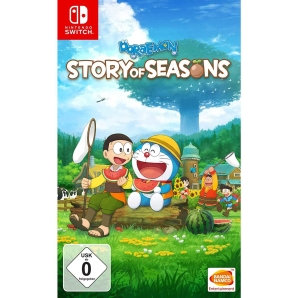 Doraemon Story of Seasons, Switch