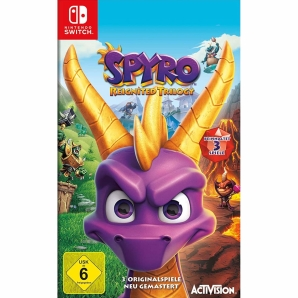 Spyro Reignited Trilogy, Switch