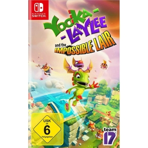 Yooka -Laylee and the Impossible Lair, Switch