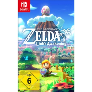 The Legend of Zelda: Links Awakening, Switch