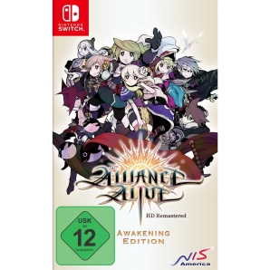 The Alliance Alive HD Remastered - Awakening Edition,...