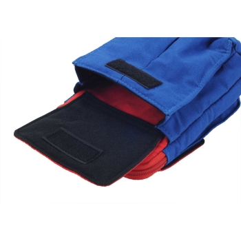 Nintendo Switch Soft Bag Tasche Blau-Rot