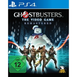 Ghostbusters The Video Game Remastered, Sony PS4