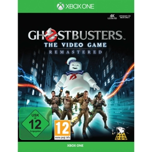 Ghostbusters The Video Game Remastered, Microsoft Xbox One