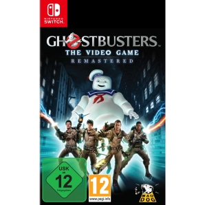 Ghostbusters The Video Game Remastered, Nintendo Switch