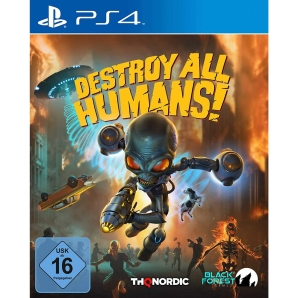 Destroy All Humans!, Sony PS4