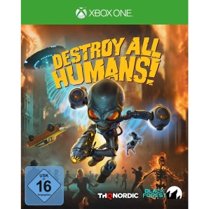 Destroy All Humans!, Microsoft Xbox One