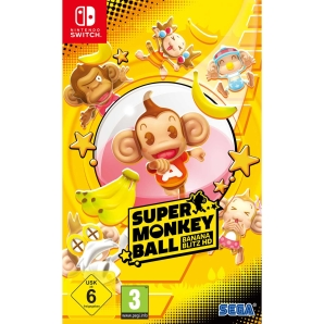 Super Monkey Ball Banana Blitz HD, Nintendo Switch