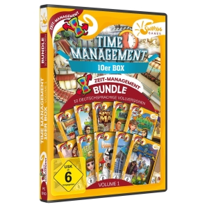 Time Management 10er Box Volume 01, PC