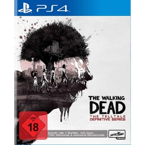 The Walking Dead: The Telltale Definitive Series, Sony PS4
