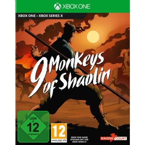 9 Monkeys of Shaolin, Microsoft Xbox One