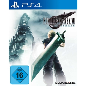 Final Fantasy VII HD Remake Standard Edition, Sony PS4
