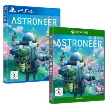 Astroneer, PS4/Xbox One