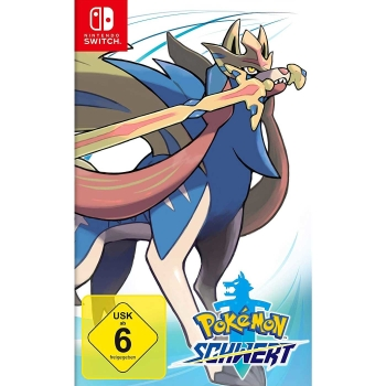 Pokemon Schwert, Nintendo Switch