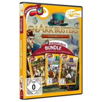 Snark Busters 1-3, PC