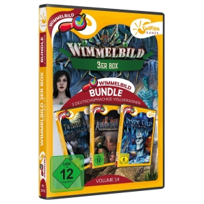 Wimmelbild 3er Box Volume 14, PC