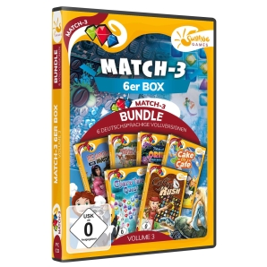 Match-3 6er Box Volume 03, PC