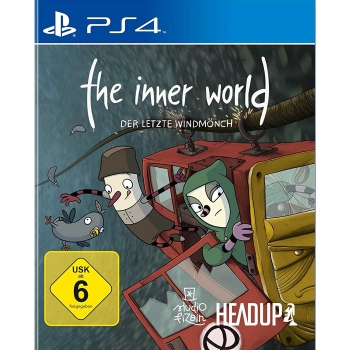The Inner World - Der letzte Windmönch, Sony PS4