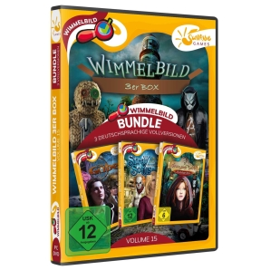 Wimmelbild 3er Box Volume 15, PC