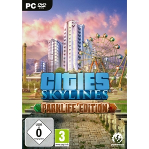 Cities: Skylines - Parklife Edition, PC