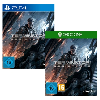 Terminator: Resistance, PS4/Xbox One