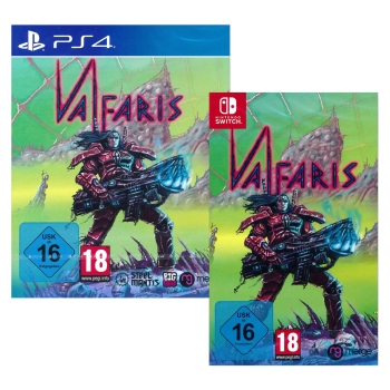 Valfaris, PS4/Switch