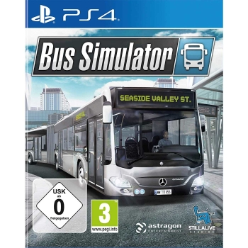 Bus Simulator, Sony PS4