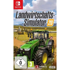 Landwirtschafts-Simulator 20, Nintendo Switch