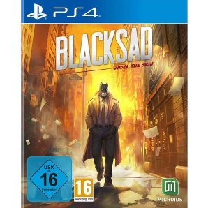 Blacksad Limited Edition, Sony PS4