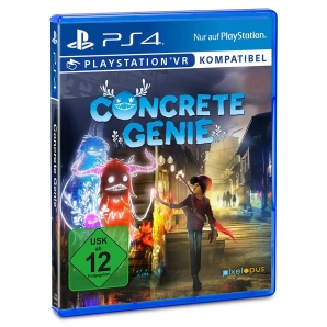 Concrete Genie, Sony PS4