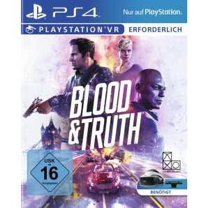 Blood & Truth, Sony PS4