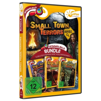 Small Town Terrors 1-3, PC