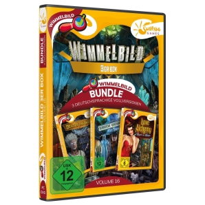 Wimmelbild 3er Box Volume 16, PC