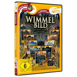 Wimmelbild 3er Box Volume 01+02+03 Collectors Edition, PC