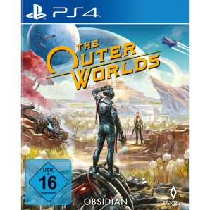 The Outer Worlds, Sony PS4