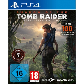 Shadow of the Tomb Raider Definitive Edition, Sony PS4