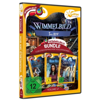 Wimmelbild 3er Box Volume 17, PC